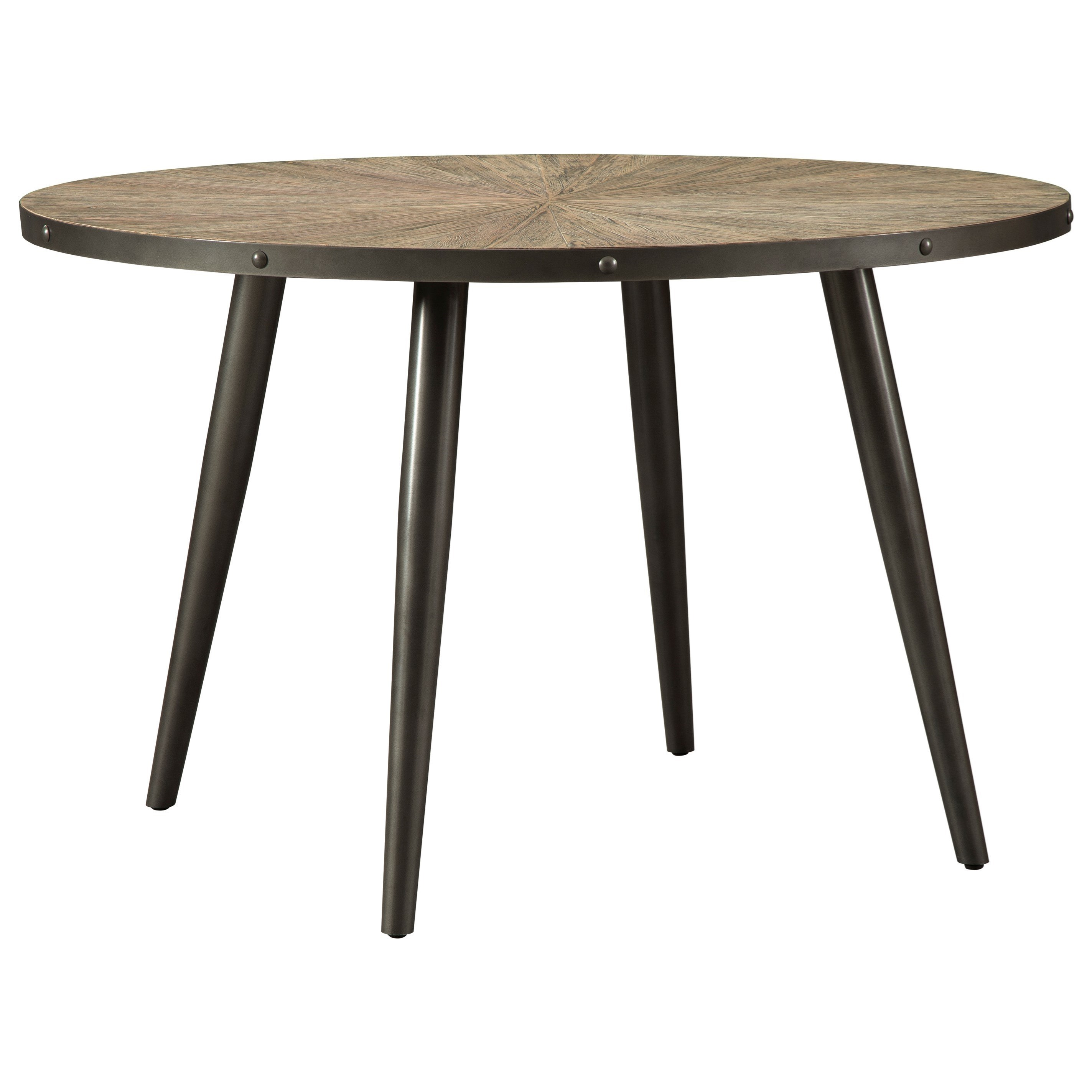 Charming Ashley Signature Design CovertyRound Dining Table ...
