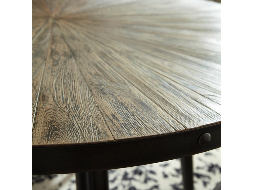 Signature Design by Ashley CovertyRound Dining Table