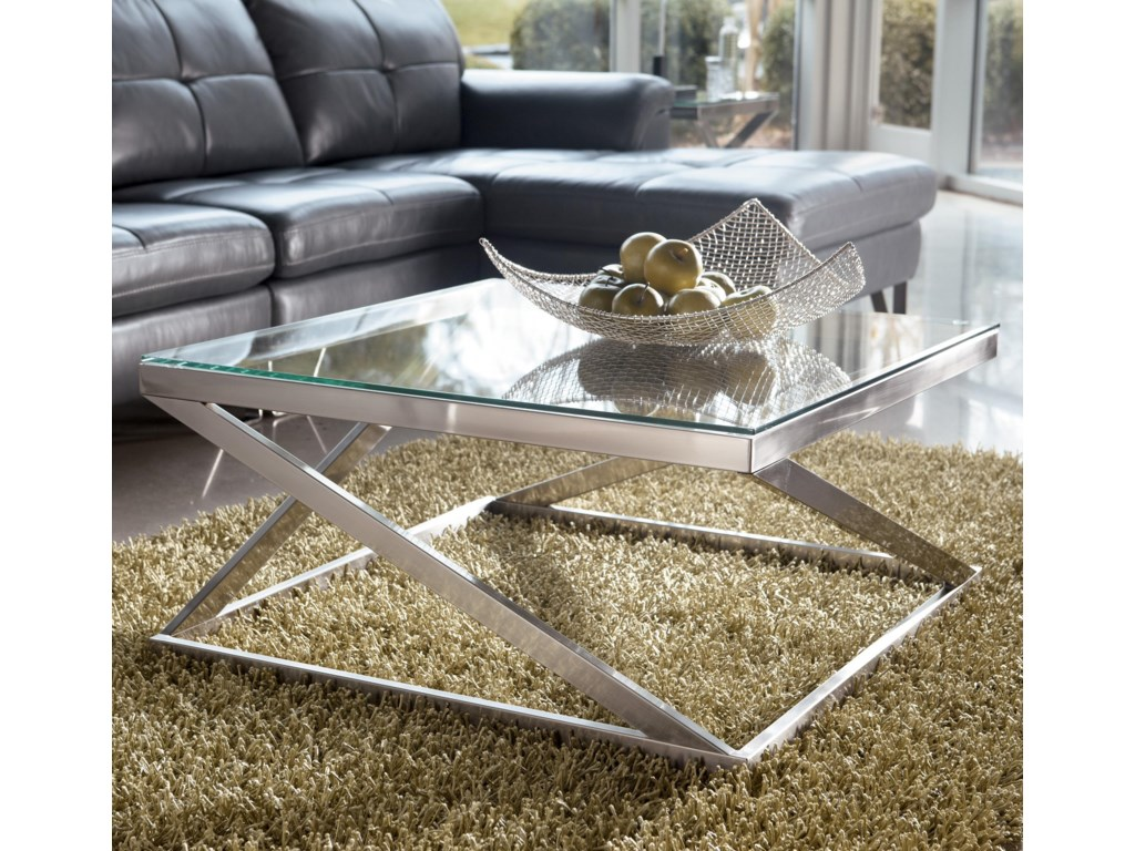 Signature Design By Ashley Coylinsquare Tail Table