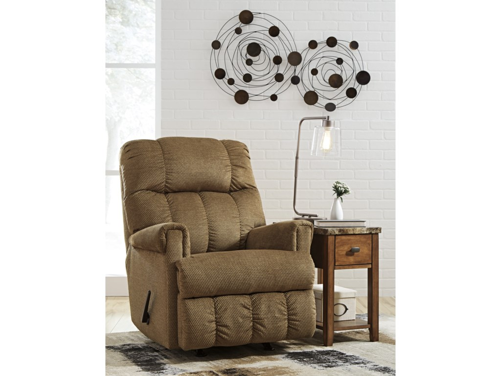 Signature Design by Ashley CragglyRocker Recliner