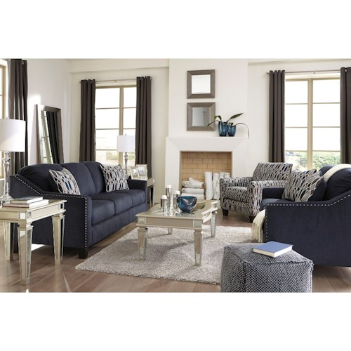 Benchcraft Creeal Heights Living Room Group