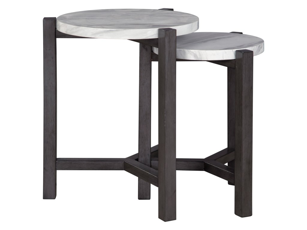 Signature Design by Ashley CrossportAccent Table Set