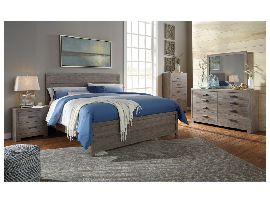 Signature Design by Ashley CulverbachKing Bedroom Group