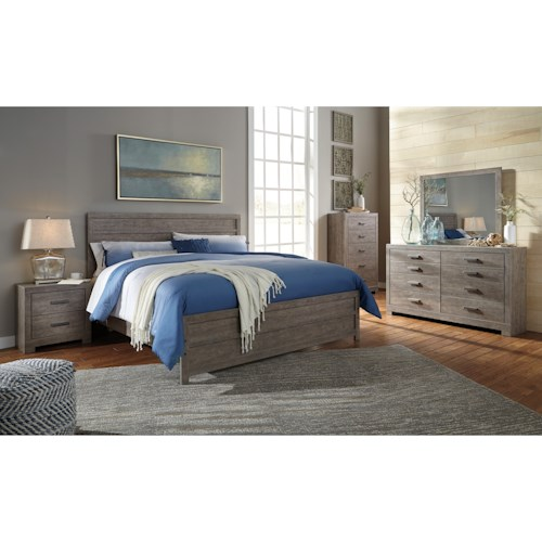 Signature Design by Ashley Culverbach King Bedroom Group