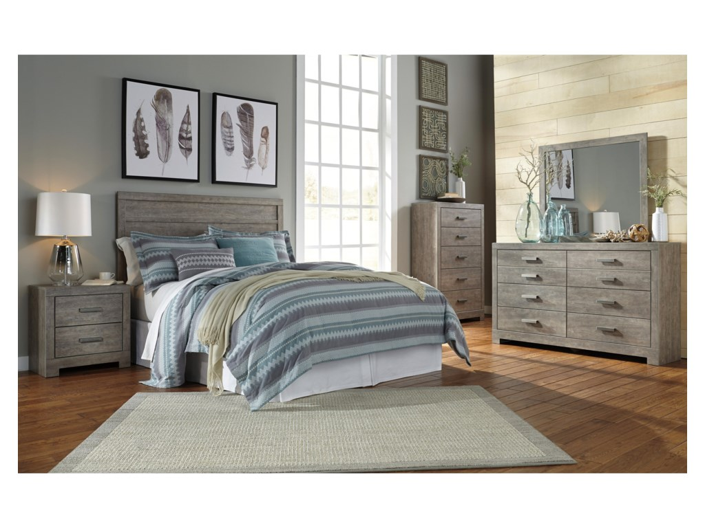 Signature Design by Ashley CulverbachQueen Bedroom Group