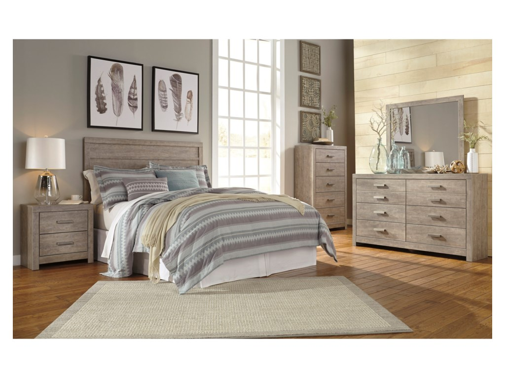 Signature Design by Ashley CulverbachQueen/Full Bedroom Group