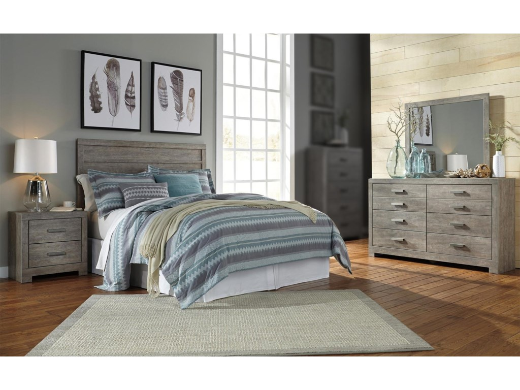 Colleen 4PC King Bedroom Set