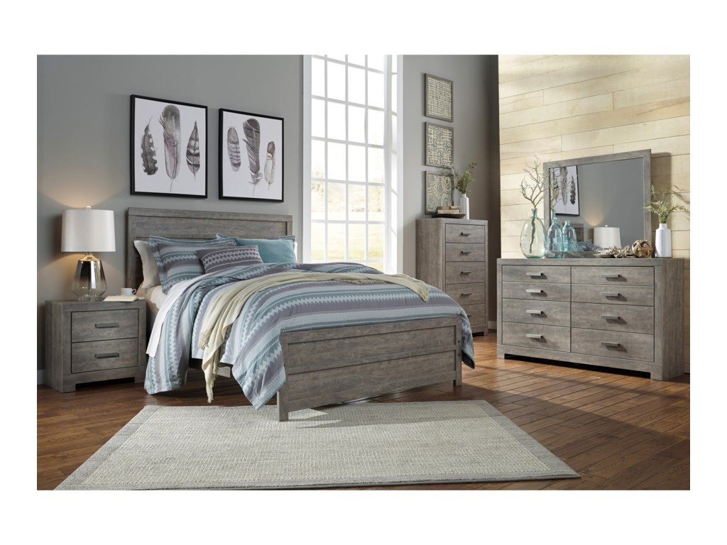 Signature Design by Ashley ColleenQueen Panel Bed