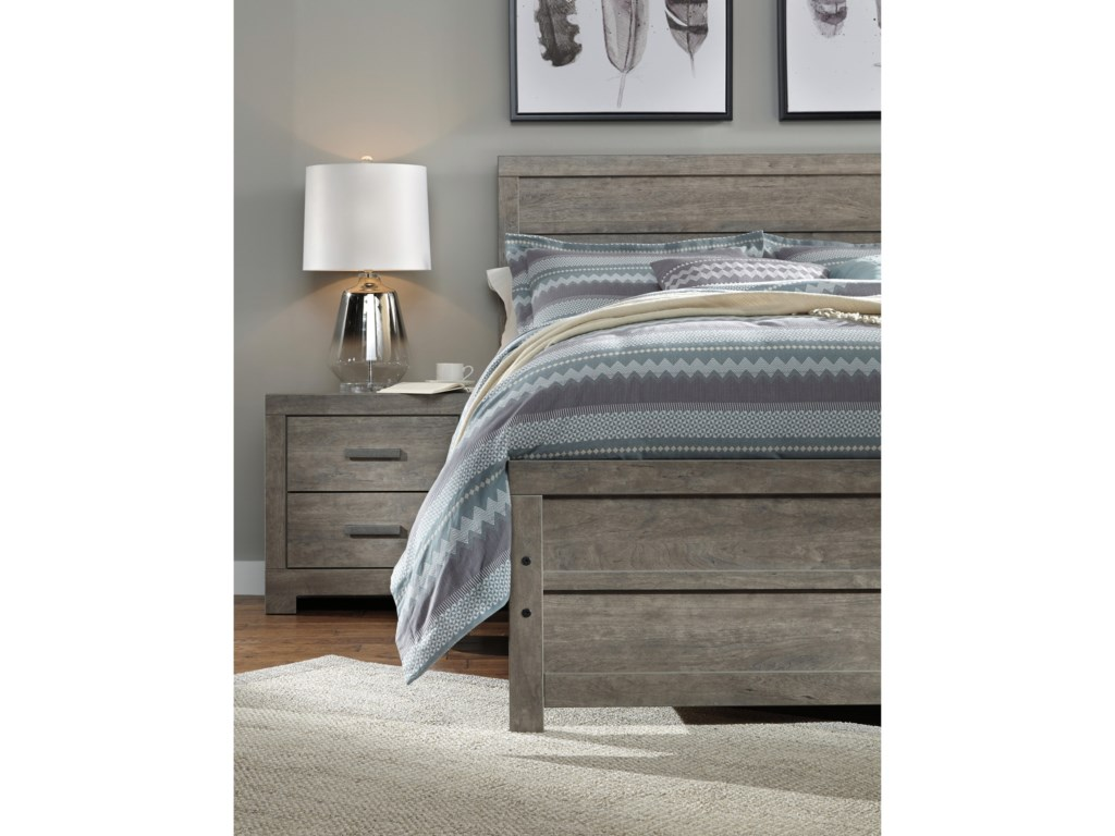 Signature Design by Ashley CulverbachQueen Panel Bed