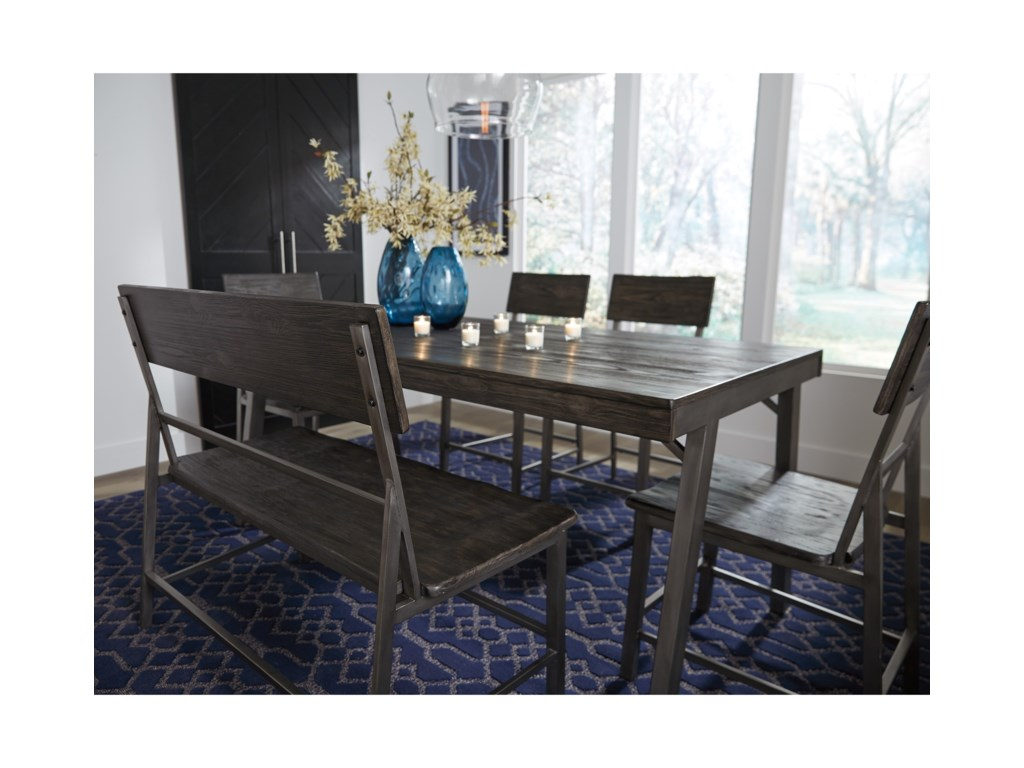 Signature Design by Ashley RaventownDouble Dining Chair
