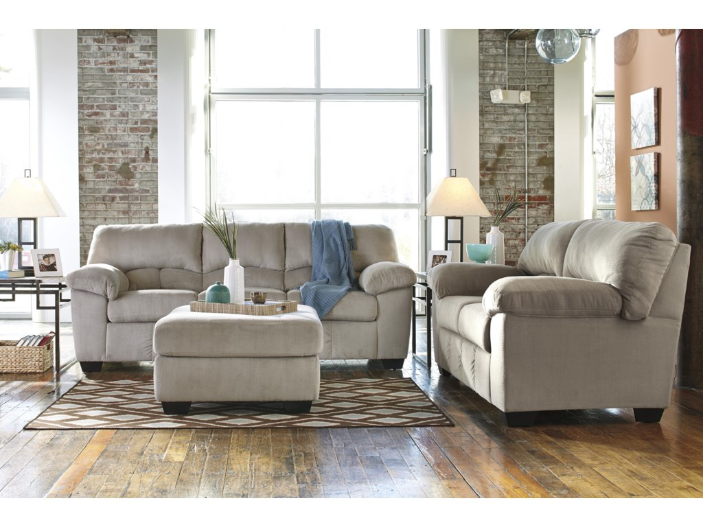 Signature Design by Ashley DaileyStationary Living Room Group