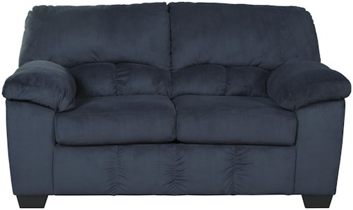 Signature Design by Ashley Dailey Casual Contemporary Loveseat