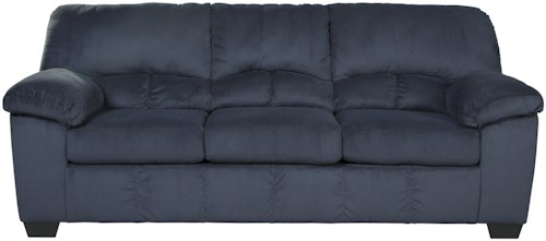 Signature Design by Ashley Dailey Casual Contemporary Full Sofa Sleeper