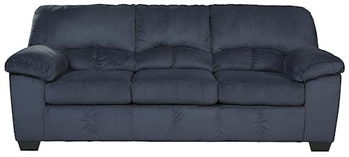 Signature Design by Ashley Dailey Casual Contemporary Full Sofa Sleeper