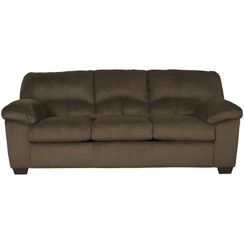 Signature Design by Ashley Dailey Casual Contemporary Sofa