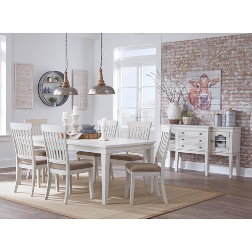 Signature Design by Ashley Danbeck Formal Dining Room Group