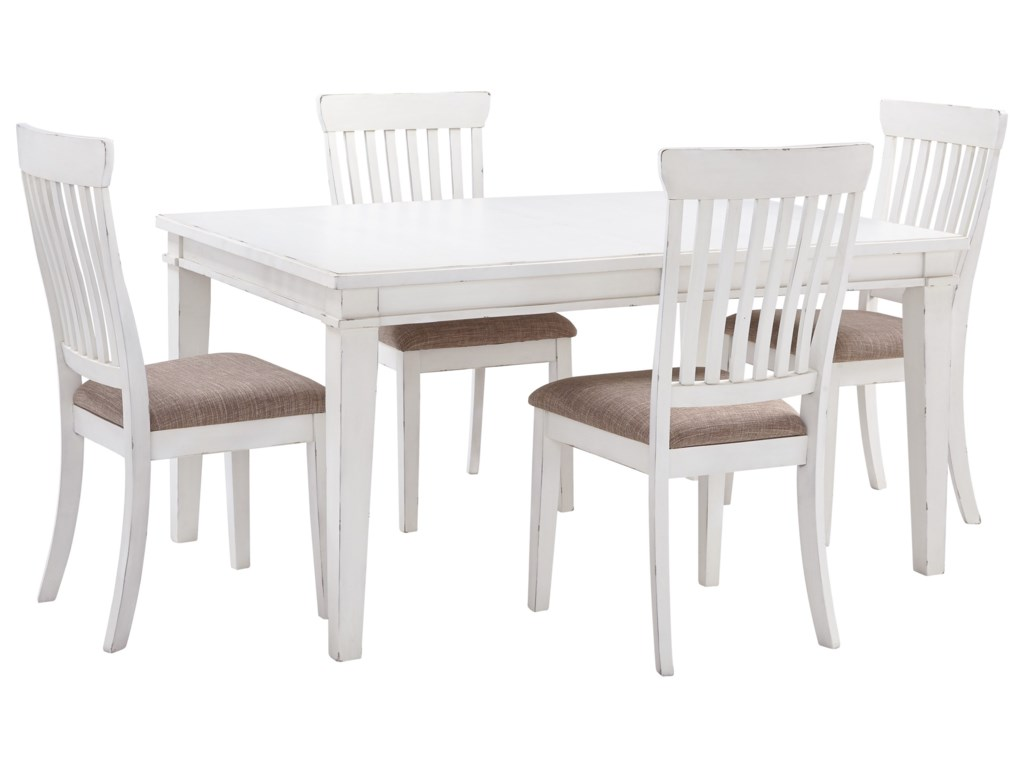 Signature Design by Ashley Danbeck5-Piece Rectangular Table Set