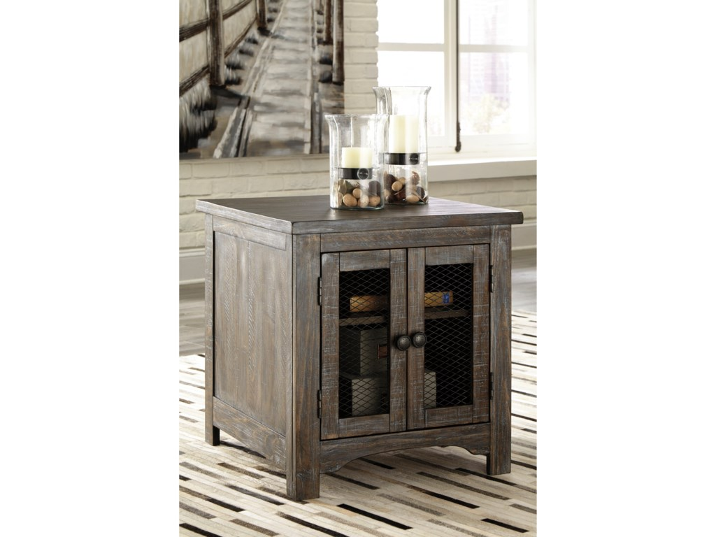 Signature Design by Ashley Danell RidgeRectangular End Table