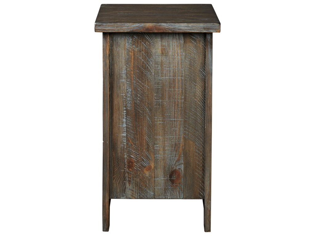 Signature Design by Ashley Danell RidgeChair Side End Table