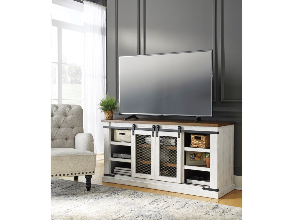 Signature Design by Ashley WystfieldLarge TV Stand
