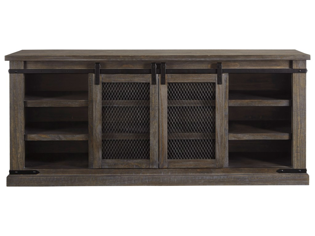 Signature Design by Ashley Danell RidgeExtra Large TV Stand