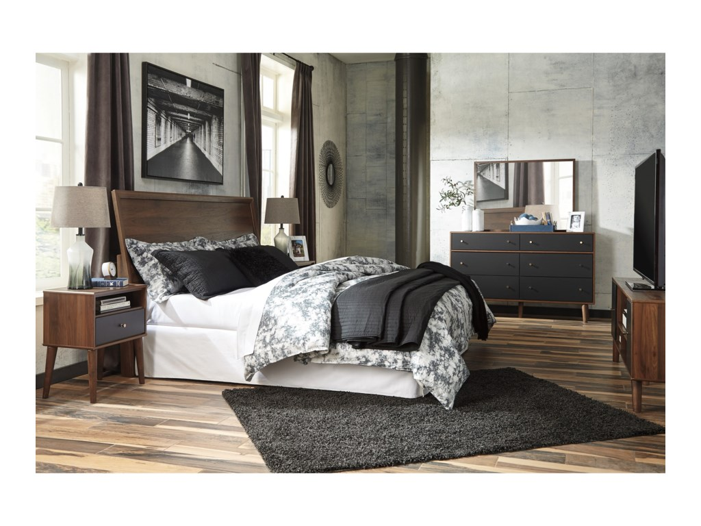 Signature Design by Ashley DanestonKing Bedroom Group