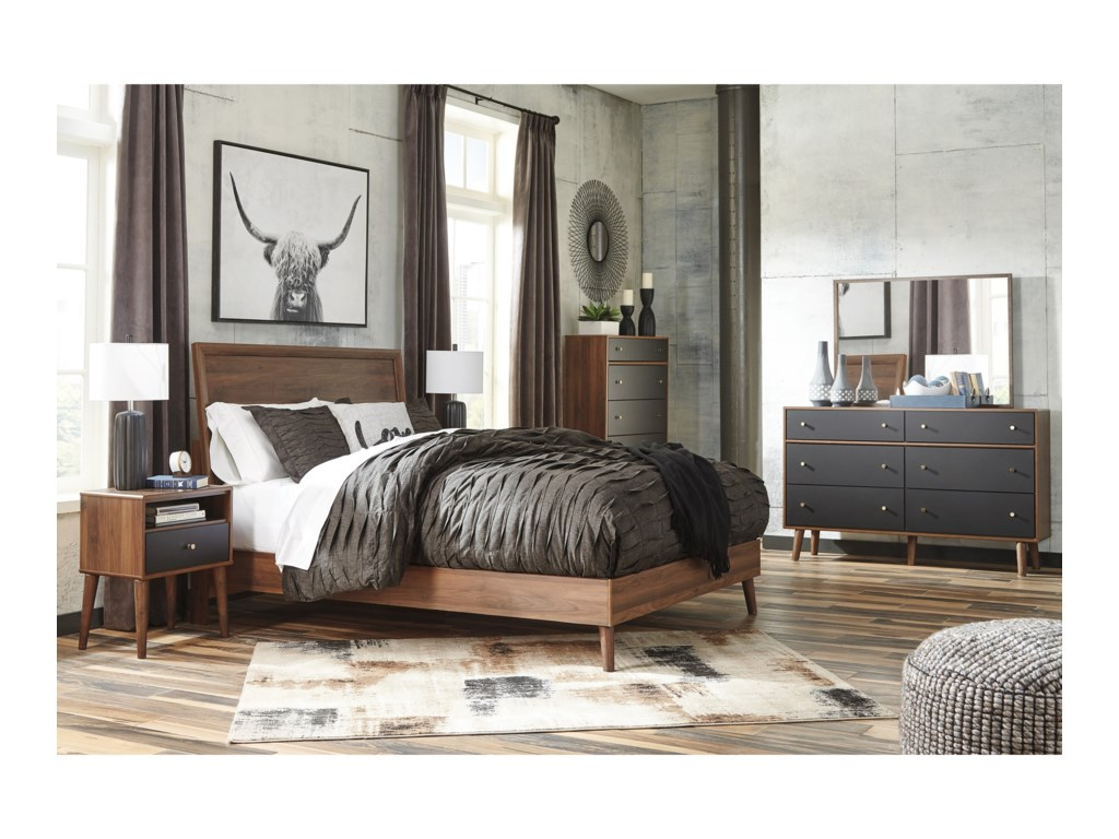 Signature Design by Ashley DanestonQueen Bedroom Group