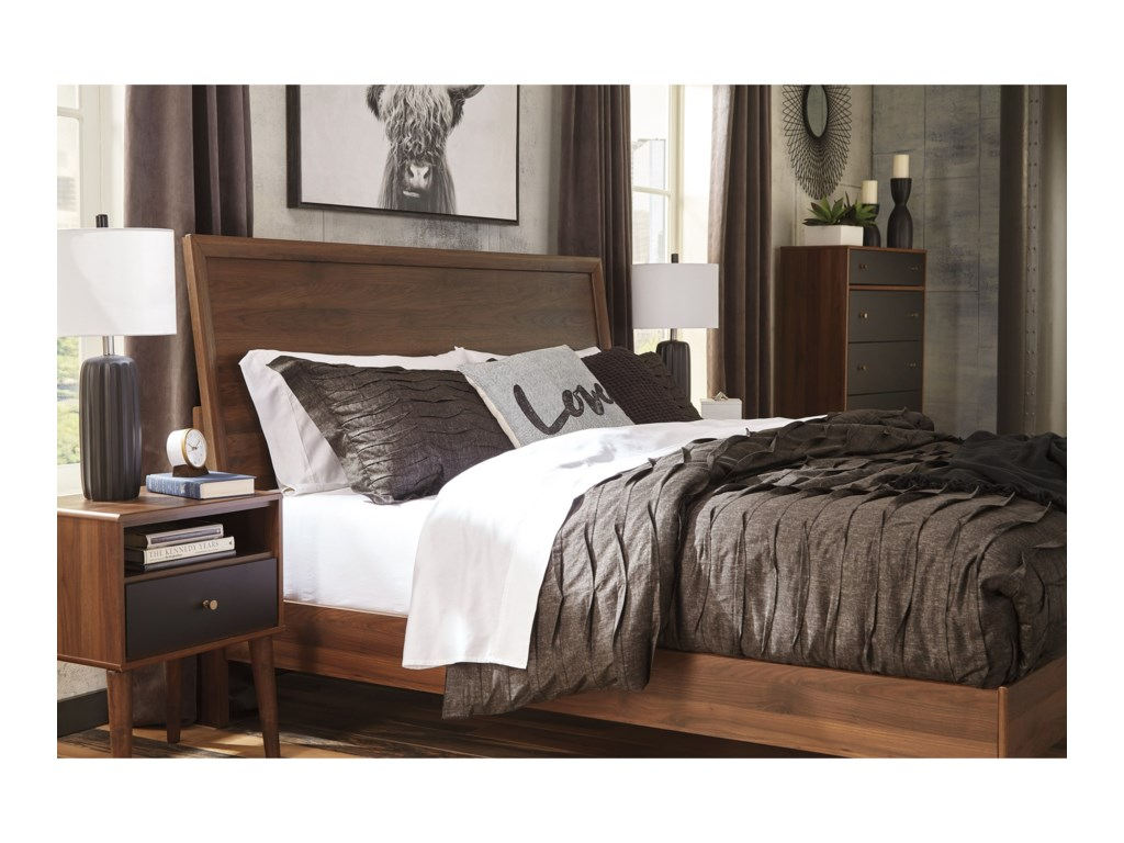 Signature Design by Ashley DanestonKing Panel Bed