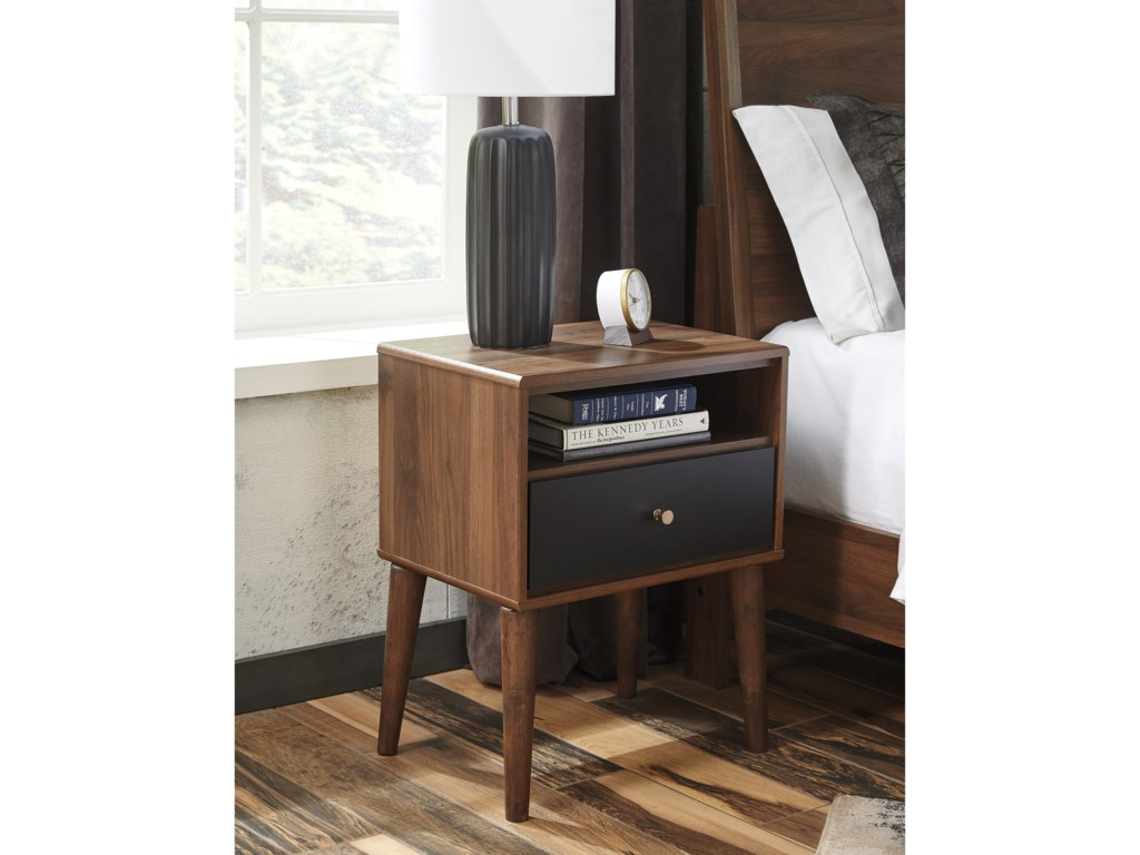Signature Design by Ashley Daneston1 Drawer Night Stand