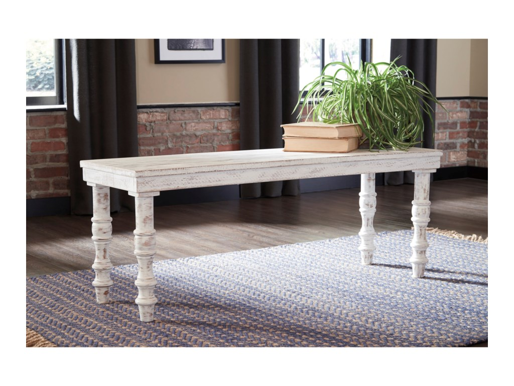 Ashley (Signature Design) DannervilleAccent Bench