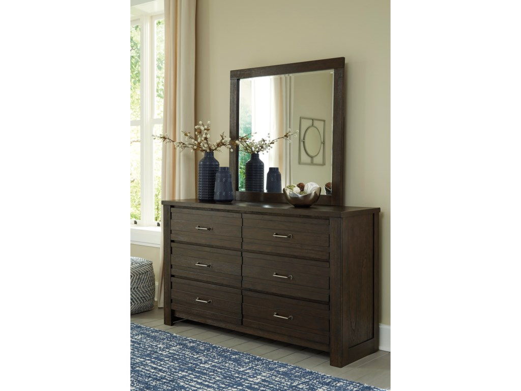 Signature Design by Ashley DarbryBedroom Mirror