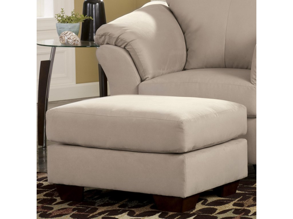 Signature Design by Ashley Darcy - StoneOttoman