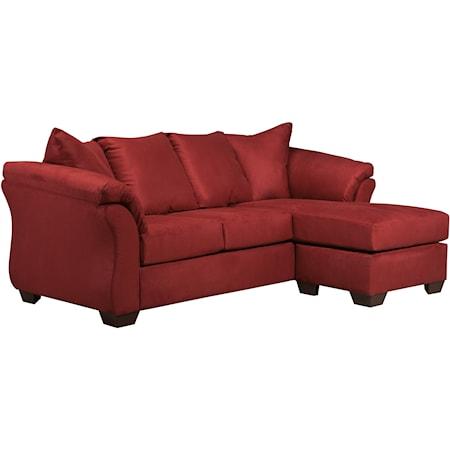 Full Sofa Chaise Sleeper