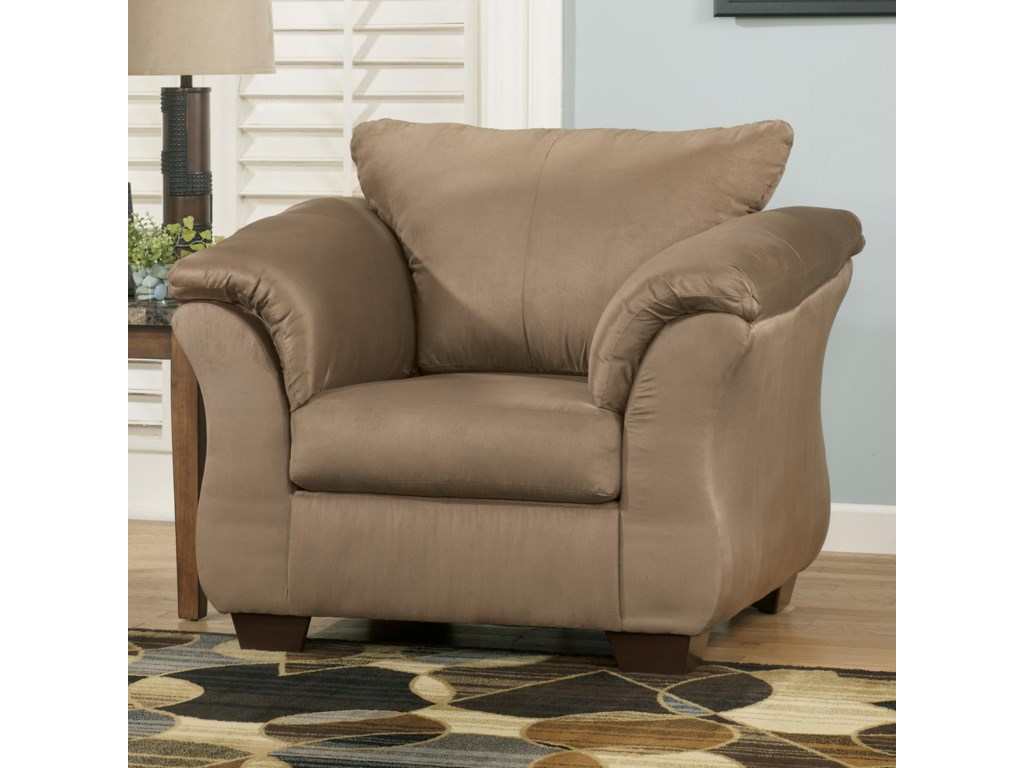 Signature Darcy - MochaUpholstered Chair