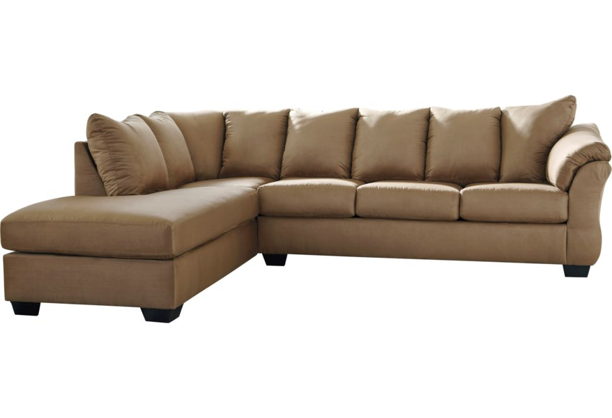 Chaise Longue Design Outlet.Charles 2 Piece Sectional Sofa With Chaise