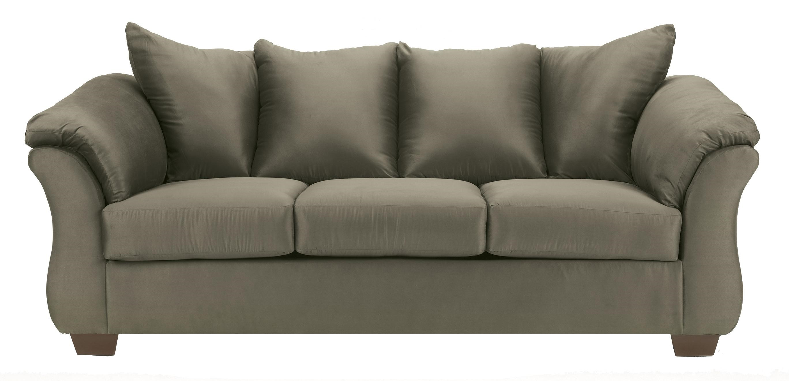 Ordinaire Signature Design By Ashley Darcy   SageStationary Sofa ...