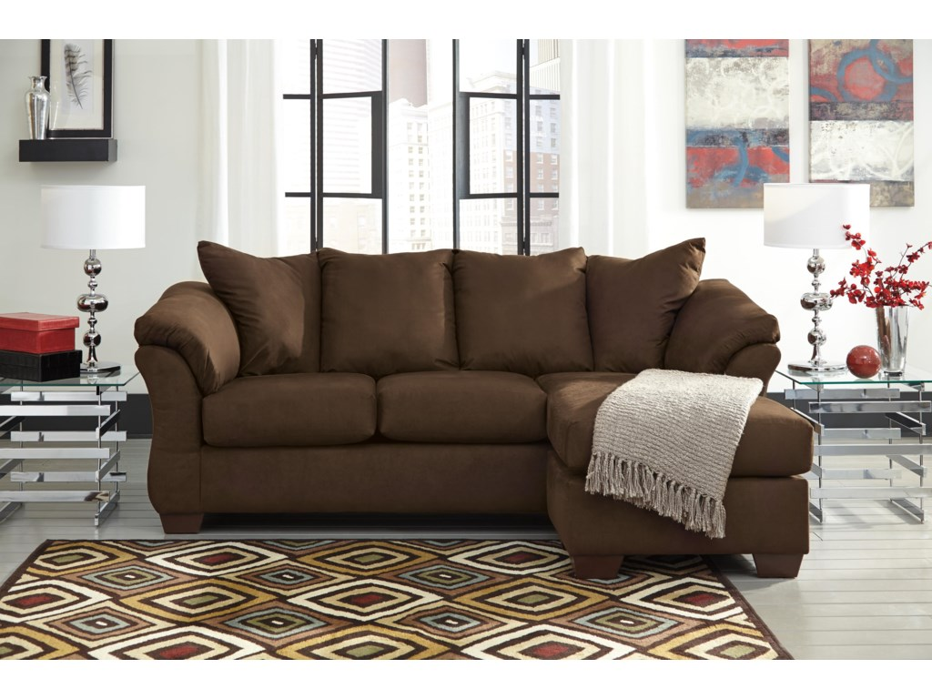 Signature Design by Ashley Darcy - CafeSofa Chaise