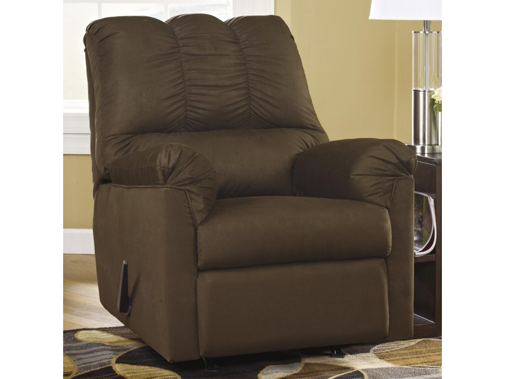 Signature Design by Ashley Darcy - CafeRocker Recliner