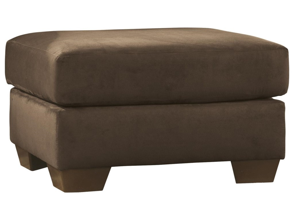 Signature Design by Ashley Darcy - Cafe2 PC Sectional and Ottoman Set