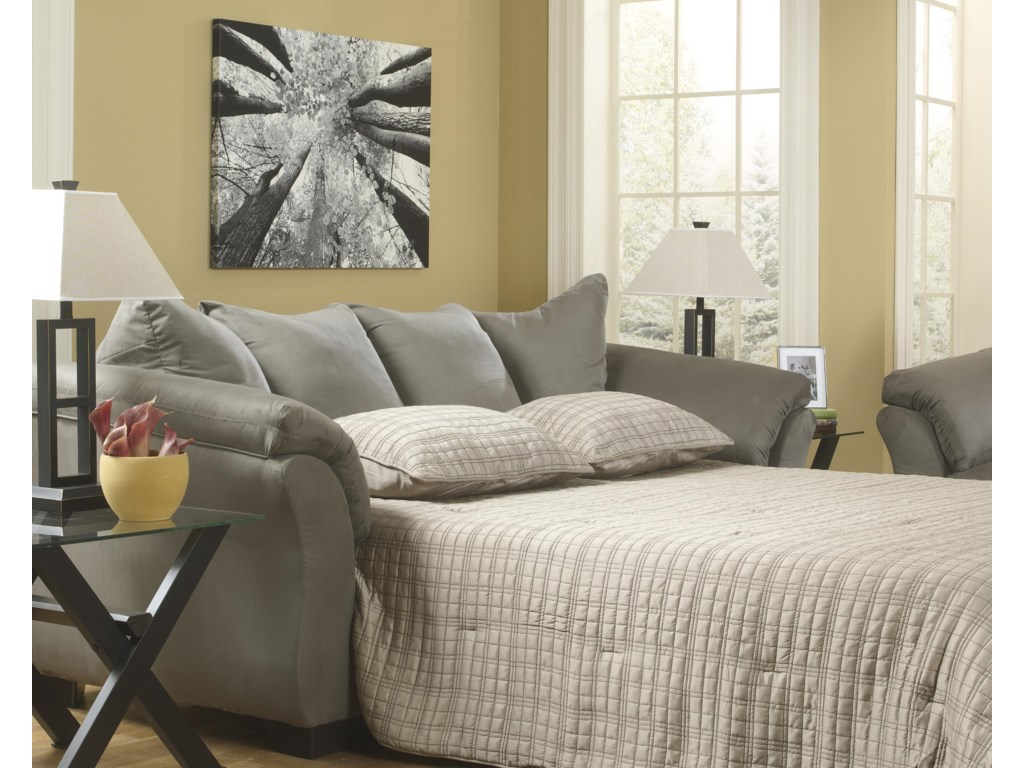 Signature Design by Ashley Darcy - CobblestoneFull Sleeper