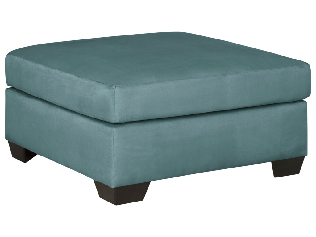 Signature Design by Ashley Darcy - SkyOversized Accent Ottoman