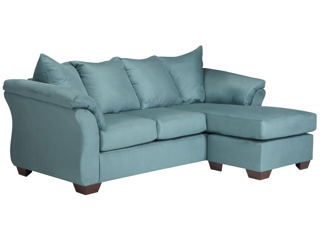 Signature Design by Ashley Darcy - Sky 7500618 Contemporary Sofa ...
