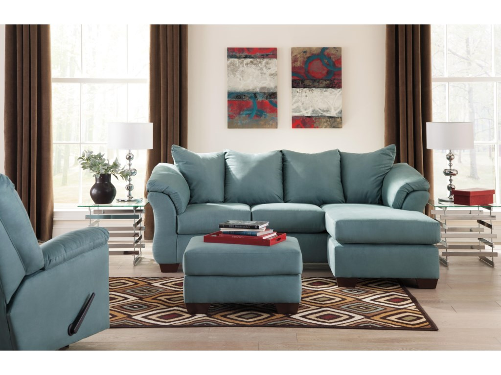 Signature Design by Ashley Darcy - SkySofa Chaise