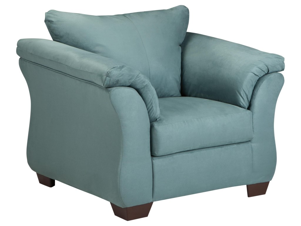 Signature Design by Ashley Darcy - SkyChaise Sofa and Chair Set