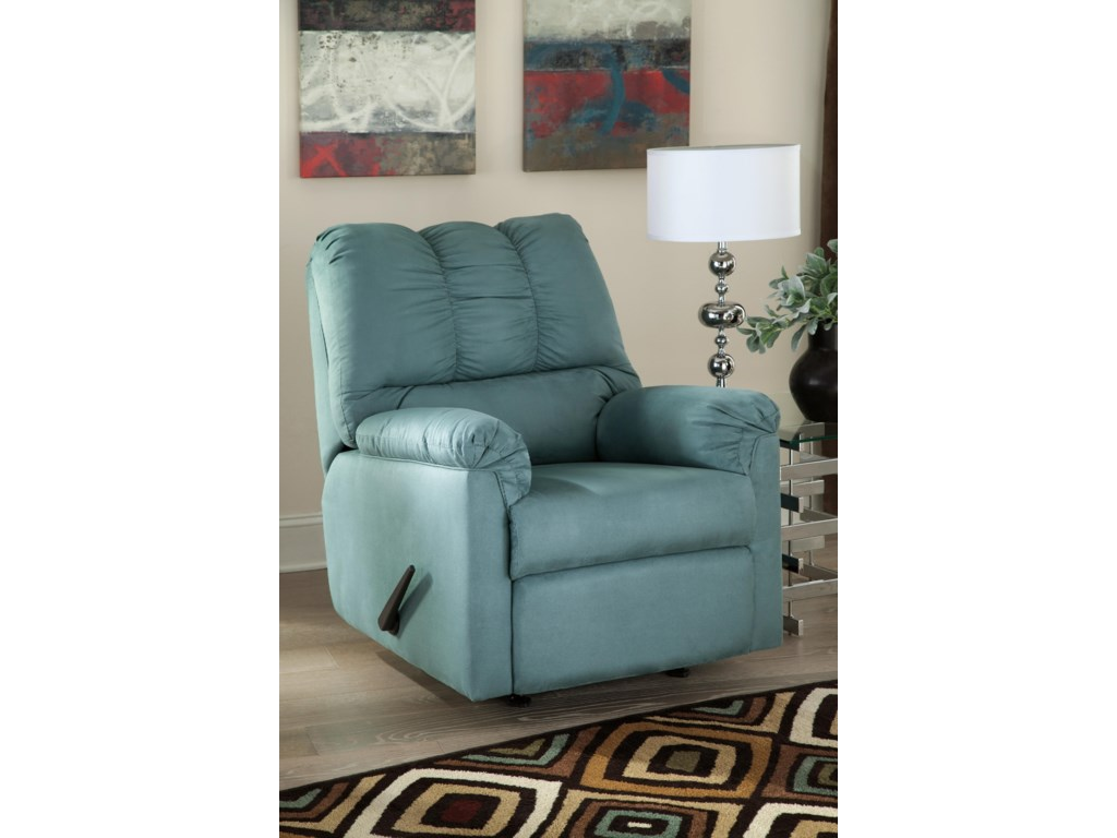 Signature Design by Ashley Darcy - SkyRocker Recliner