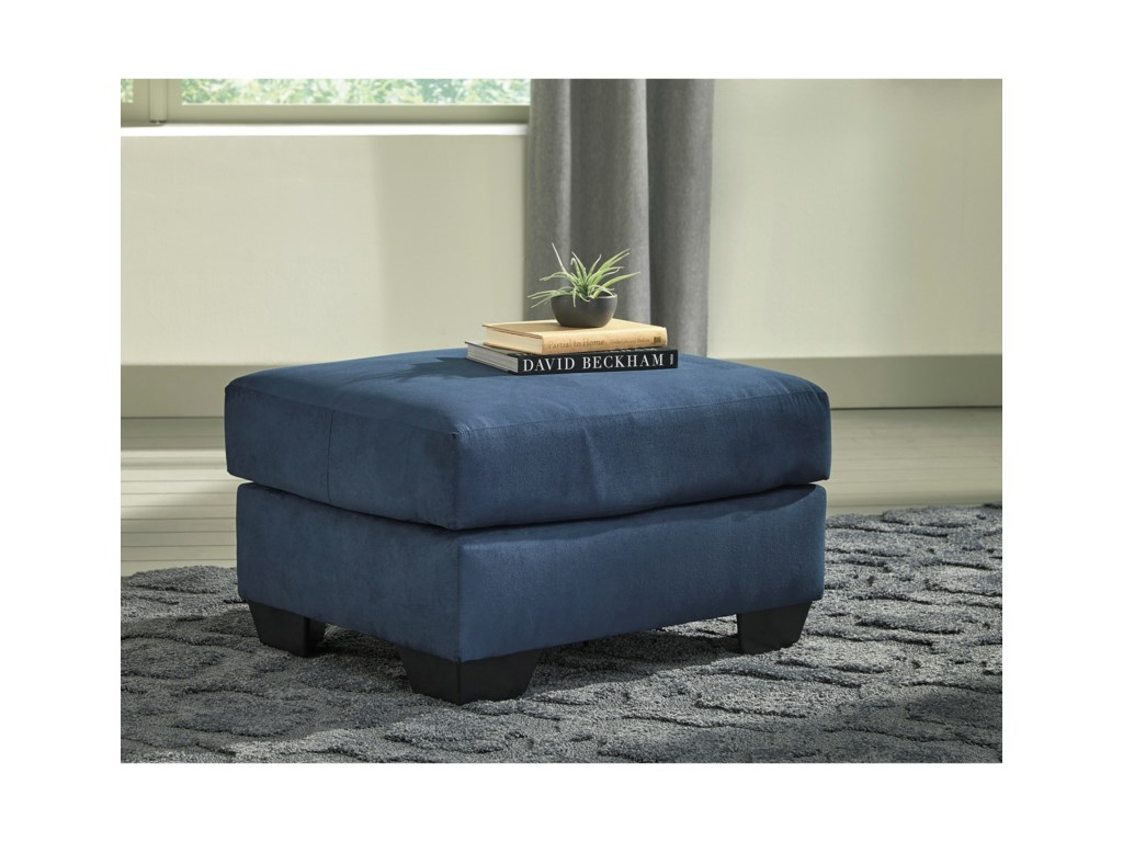 Signature Design by Ashley Darcy - BlueOttoman
