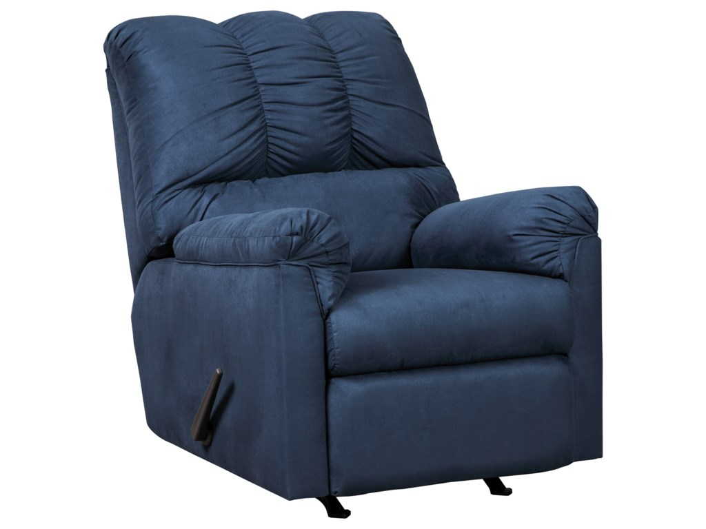 Signature Design by Ashley Darcy - BlueRocker Recliner
