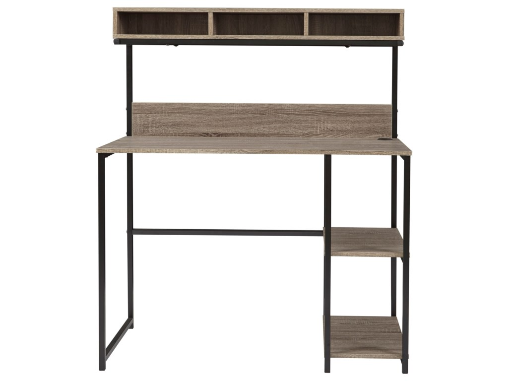 Signature Design by Ashley DaylicrewHome Office Desk and Hutch