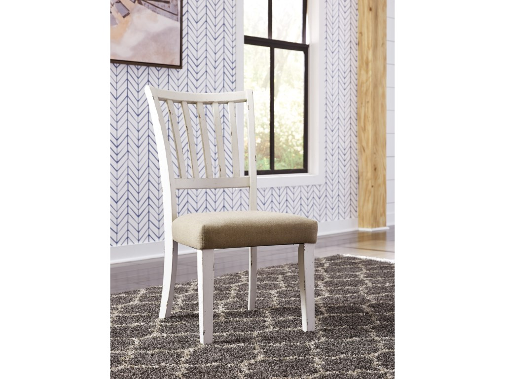 Signature Design by Ashley DazzelstonDining Side Chair