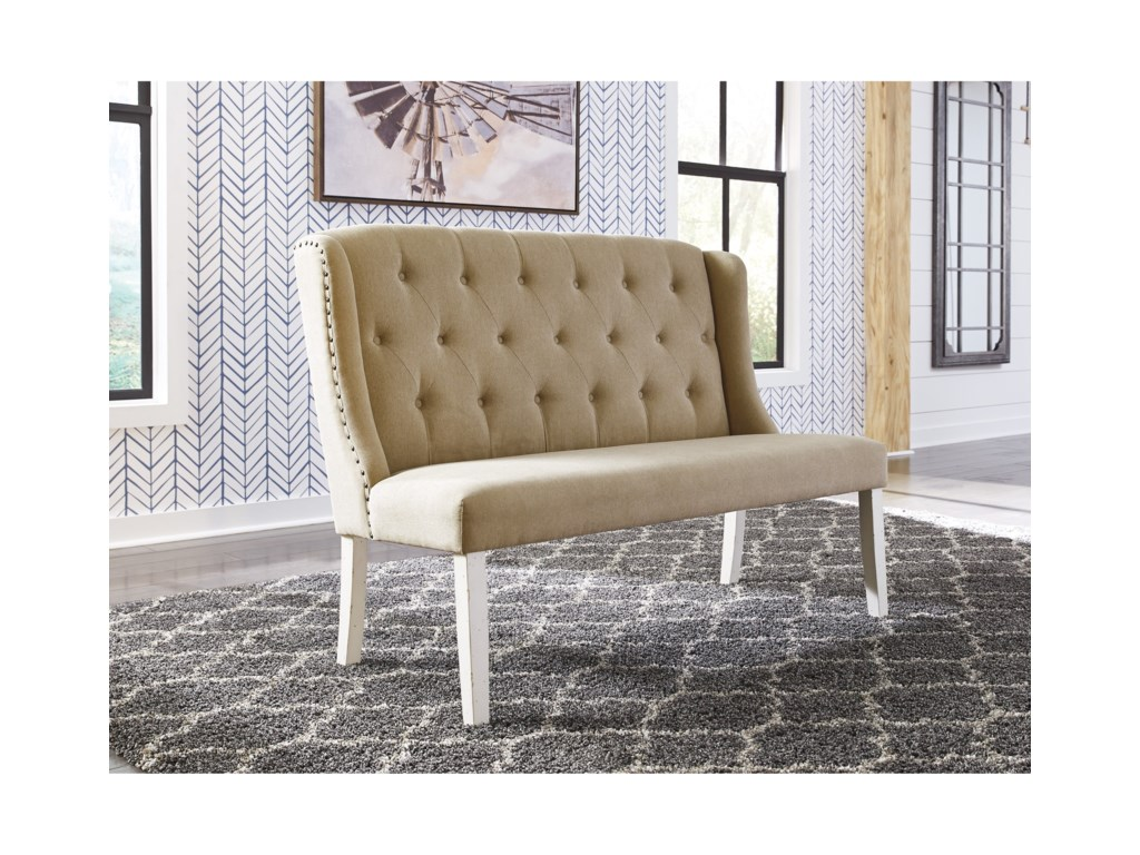 Signature Design by Ashley DazzelstonUpholstered Bench